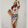 Anitta adora usar jeans customizados e é uma boa aposta para o Carnaval