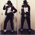 Só fantasia de menininha? Anitta arrasou ao se fantasiar de Michael Jackson