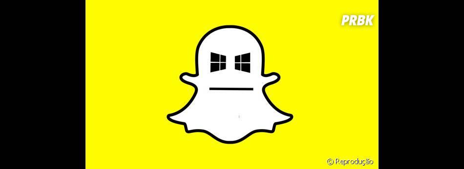 Polêmica no Snapchat: desenvolvedor afirma que a empresa odeia a Microsoft