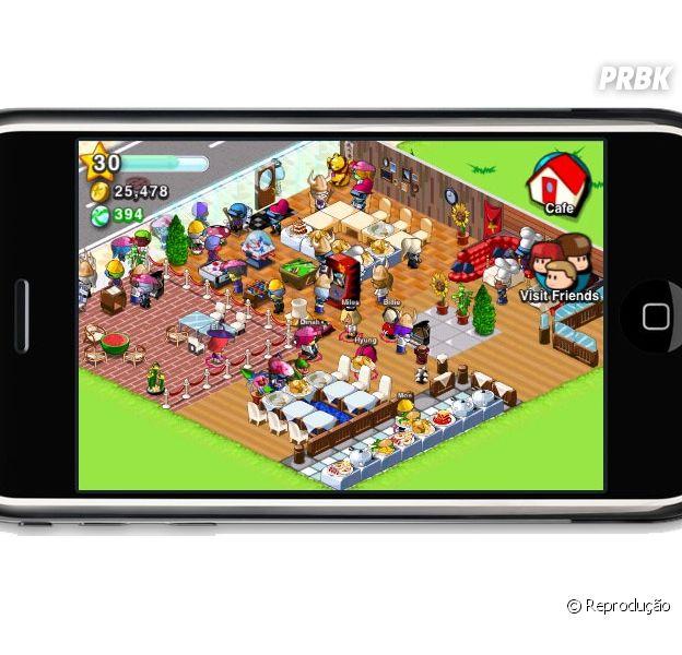 5 games para Android, iOS e Windows Phone pra você se divertir cozinhando ou apenas comendo!