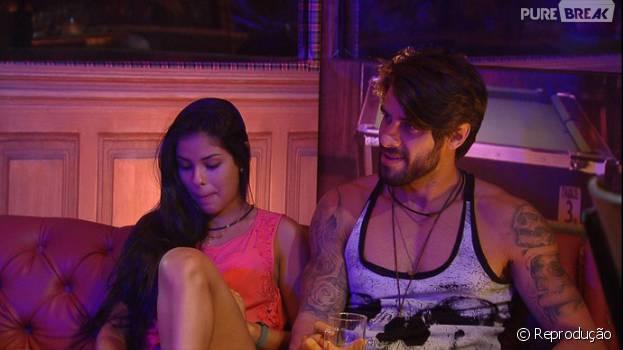"""Do """"BBB16"""": Renan e Munik são perfeitos juntos! Descubra porque eles tem que ficar no reality"""
