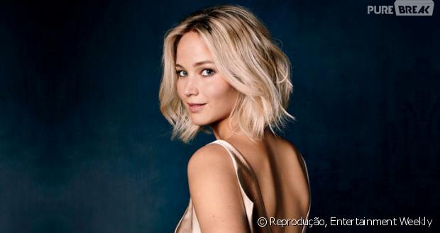 Jennifer Lawrence e as 6 revelações mais engraçadas feitas pela atriz em entrevistas!