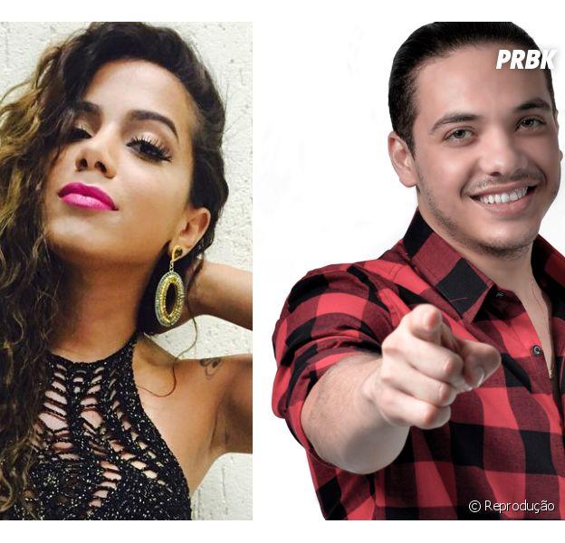 Anitta, Wesley Safadão e Ivete Sangalo nos hits virais do Carnaval