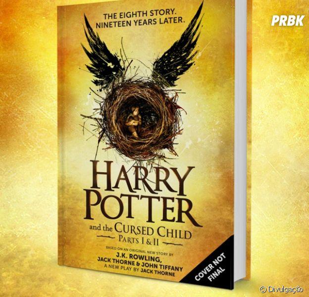 """""""Harry Potter"""" vai ganhar mais um livro"""