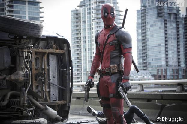"""""""Deadpool"""" estreou no Brasil na última quinta-feira (11)"""