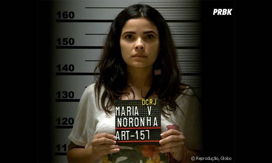 """Em """"A Regra do Jogo"""": Tóia (Vanessa Giácomo) confessa para Dante (Marco Pigossi) que matou Romero (Alexandre Nero), mas não sabe que o ex-vereador está vivo!"""