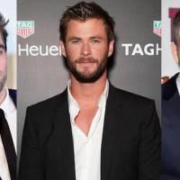 Robert Pattinson, Chris Hemsworth, Ryan Reynolds e mais gatos que Kristen Stewart já pegou no cinema