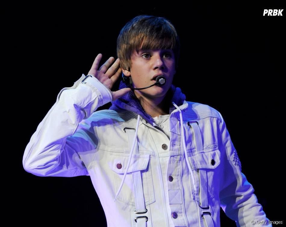 Justin Bieber tirou onda com a turnê My World, do seu primeiro álbum