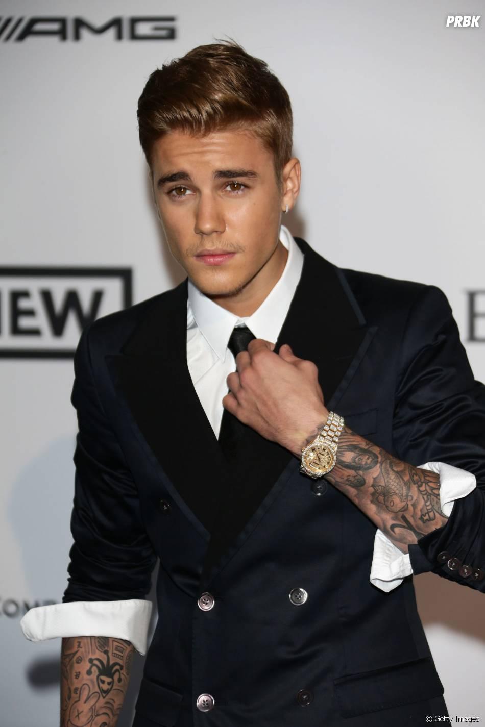 Justin Bieber fez você babar no AmfAR de 2014, né?