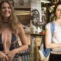 """Novela """"Totalmente Demais"""": Cassandra (Juliana Paiva) ou Débora? Com quem Fabinho deve ficar?"""