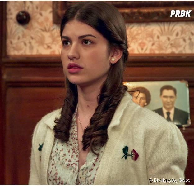 """Em """"Êta Mundo Bom!"""", Gerusa (Giovanna Grigio) descobre doença misteriosa e avó nega ajuda de Osório (Arthur Aguiar)!"""