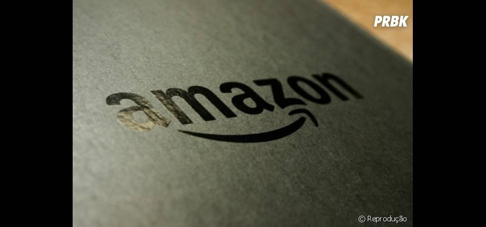 Amazon é lider em venda de livros digitais
