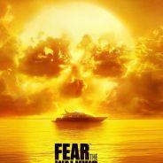"""Em """"Fear The Walking Dead"""": na 2ª temporada, nova fase é promovida por pôster assustador!"""