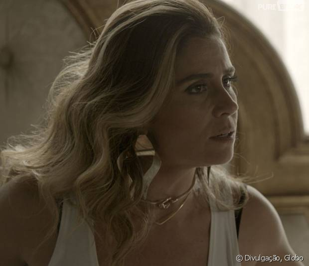 """Em """"A Regra do Jogo"""": Atena (Giovanna Antonelli) pretende participar de reunião da facção!"""