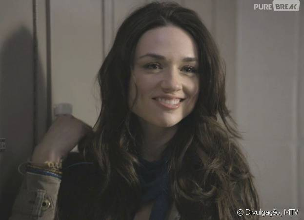"""Em """"Teen Wolf"""": na 5ª temporada, Allison (Cristal Reed) salvou a vida de Scott (Tyler Posey) por ser irmã da Besta de Gévaudan!"""