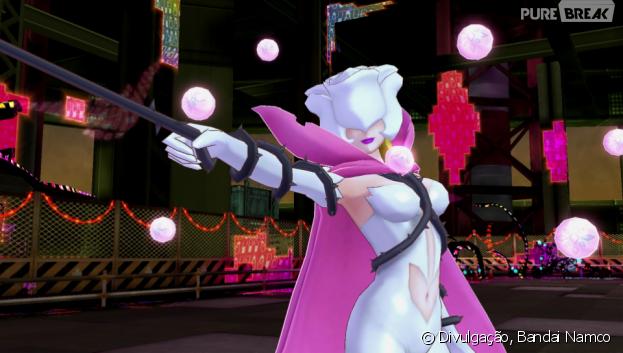 """Rosemon é um dos novos personagens jogáveis no jogo""""Digimon Story: Cyber Sleuth""""!"""