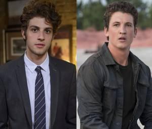"""Chay Suede também ficaria ótimo na pele do mau-caráter Peter, interpretado por Miles Teller em """"A Série Divergente: Convergente"""""""