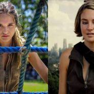 """De """"Convergente"""": Juliana Paiva, Cauã Reymond e mais que formariam o elenco brasileiro do filme!"""