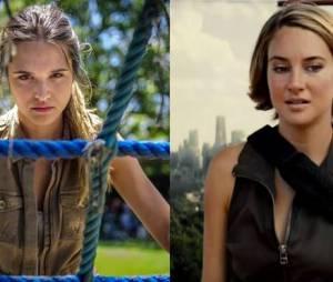 """Juliana Paiva seria uma substituta perfeita para Shailene Woodley na pele da mocinha Tris, de """"A Série Divergente: Convergente"""""""