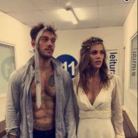 """Novela """"Malhação"""": Uodson (Lucas Lucco) e Alina se casam! Confira fotos da cerimônia!"""