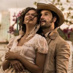 """Te contei? Novela """"Velho Chico"""": Afrânio (Rodrigo Santoro) e Leonor se casam e muito mais da estreia"""