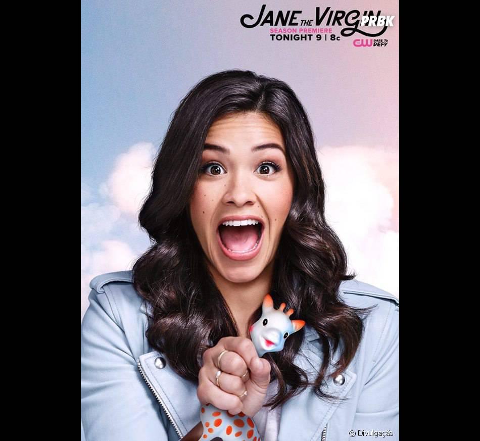 """A série """"Jane The Virgin"""" ganho uma terceira temporada na The CW"""