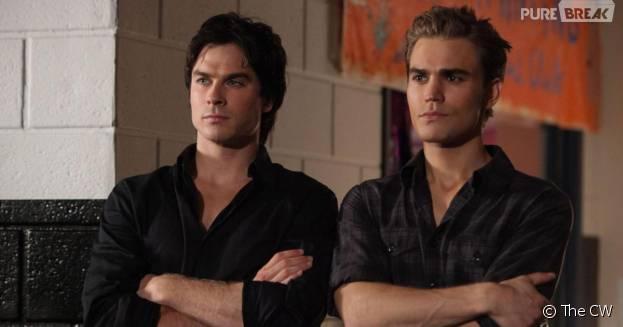 """The CW renova """"The Vampire Diaries"""" e o resto de suas séries para novas temporadas"""