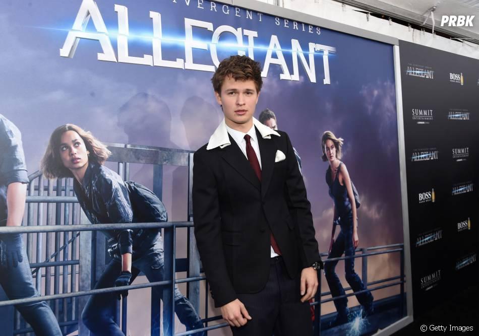 """Ansel Elgort interpreta Caleb, irmão de Tris (Shailene), em """"A Série Divergente: Convergente"""""""