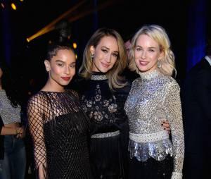 """Zoë Kravitz, Maggie Q e Naomi Watts também apareceram lindas na première de """"A Série Divergente: Convergente"""""""