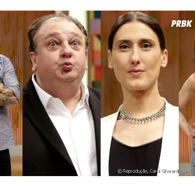 """Band estreia 3ª temporada do """"MasterChef Brasil"""" nesta quinta-feira (15). Confira o que rola!"""
