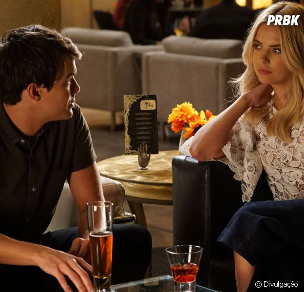 "Em ""Pretty Little Liars"", Ashley Benson fala sobre futuro de Hanna e Caleb no final da 6ª temporada!"