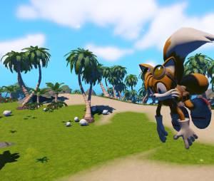 """Tails aparece com novo visual em """"Sonic Boom"""""""
