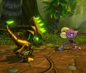 """""""Sonic Boom"""" terá combate e exploração"""