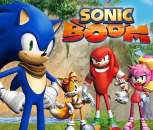 """Curtiu o novo design dos personagtens de """"Sonic Boom""""?"""