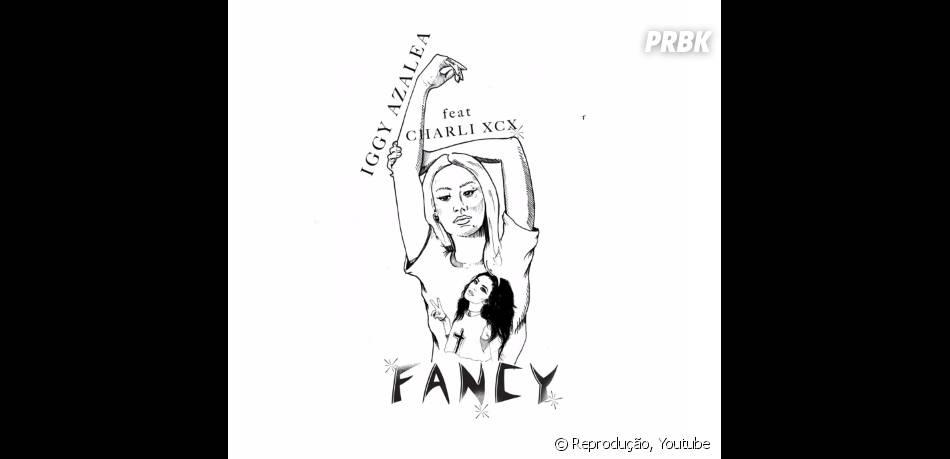 """""""Fancy"""" é a nova música de Iggy Azalea com Charli XCX"""
