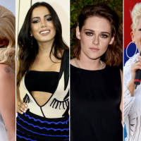Lady Gaga, Anitta, Kristen Stewart, Xuxa, Isabelle Drummond e os famosos do signo de Áries!