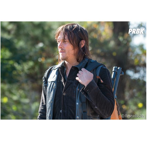 "Em ""The Walking Dead"": Daryl (Norman Reedus) leva tiro e pode morrer!"