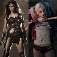 """Mulher-Maravilha, de """"Batman Vs Superman"""", ou Arlequina: qual a maior gata das tramas da DC Comics?"""