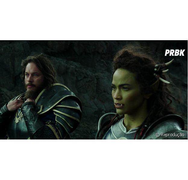 """Liberado novo trailer internacional do filme """"Warcraft - O Primeiro Encontro de Dois Mundos"""""""