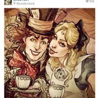 Disney no Instagram? Veja como Elsa, Cinderela e mais personagens se comportariam na rede social!