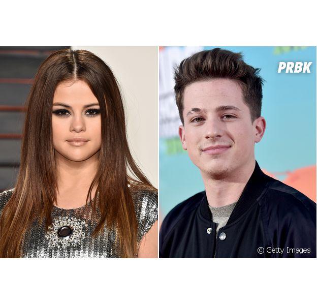 Revista americana diz que Selena Gomez e Charlie Puth estão vivendo affair