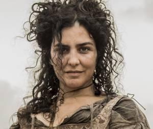 """Letícia Sabatella é Antônia, mãe da protagonista Joaquina, em """"Liberdade, Liberdade"""""""