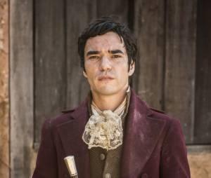 """Caio Blat viverá personagem gay em """"Liberdade, Liberdade"""". O ator interpreta André, filho de Raposo"""