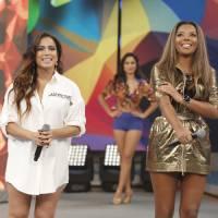 """Anitta e Ludmilla brigadas? Empresário da dona do hit """"Hoje"""" desmente polêmica e confirma parceria!"""