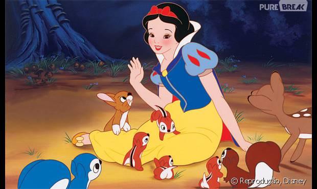 Rosa Vermelha, irmã da Branca de Neve, vai ganhar um filme pela Disney
