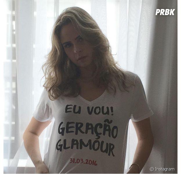 """Ana Paula, ex-""""BBB16"""", ainda não confirmou presença na grande final do reality"""