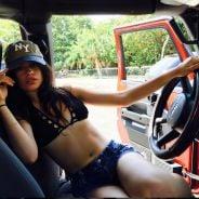 Camila Cabello, do Fifth Harmony, publica foto sexy no Instagram e recebe elogio dos seguidores!