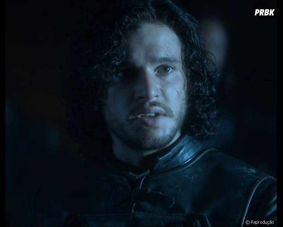 "No trailer de ""Game of Thrones"", Jon Snow (Kit Harington) aparece querendo vingança!"