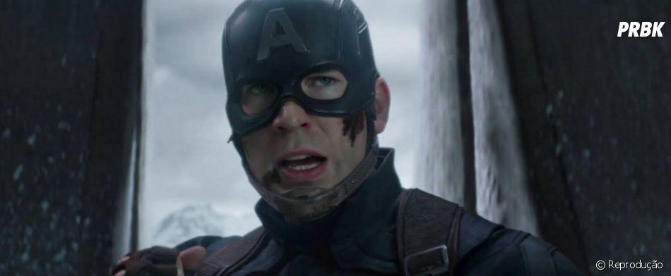 """""""Capitão América 3: Guerra Civil"""" estreia em 28 de abril"""
