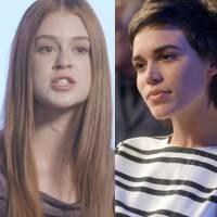"Novela ""Totalmente Demais"": Eliza (Marina Ruy Barbosa) e Leila brigam feio por causa de Jonatas!"